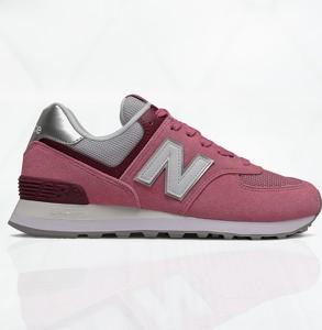 Buty sportowe New Balance sznurowane 574 z płaską podeszwą