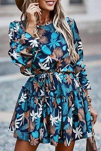 Sukienka IVET trapezowa