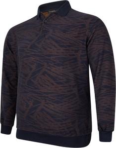 Bluza Bigsize z dresówki