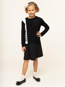 Czarny komplet dziecięcy DKNY