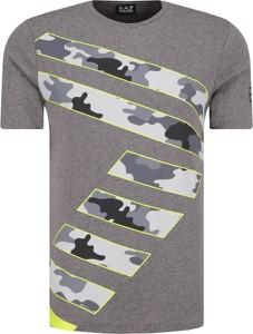 T-shirt EA7 Emporio Armani z krótkim rękawem
