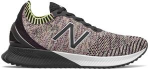 Buty sportowe New Balance z płaską podeszwą sznurowane z tkaniny