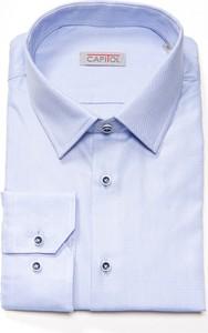 Koszula Capitol z tkaniny z długim rękawem