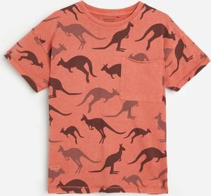 Koszulka dziecięca Reserved dla chłopców z krótkim rękawem