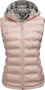 Różowa kamizelka Outhorn w stylu casual