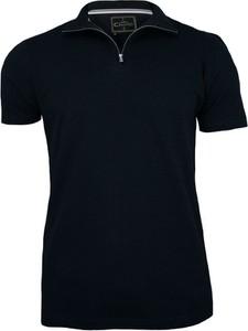 Koszulka polo Chiao z krótkim rękawem