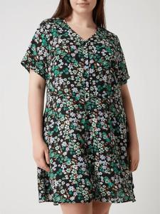 Sukienka Only w stylu casual mini z dekoltem w kształcie litery v