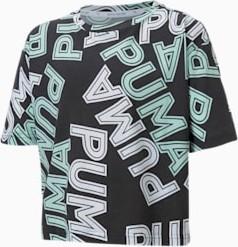 Koszulka dziecięca Puma z długim rękawem