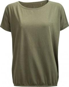T-shirt Outhorn z krótkim rękawem z dżerseju