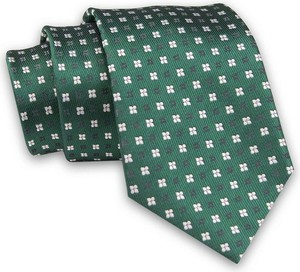 Granatowy krawat Alties