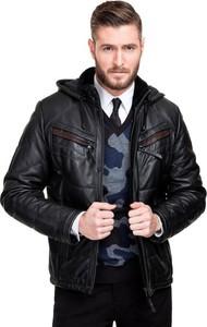 b7f9beab1f451 kurtki skórzane męskie ochnik - stylowo i modnie z Allani