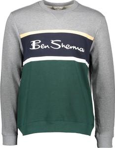 Bluza Ben Sherman z bawełny w młodzieżowym stylu