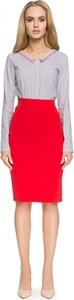 Czerwona spódnica Style