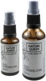Nature Queen Olej z nasion chia 30ml