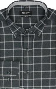 Koszula Recman z bawełny w młodzieżowym stylu