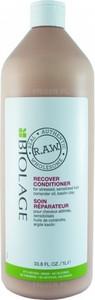 Biolage RAW Recover odżywka regenerująca włosy zniszczone 1000ml