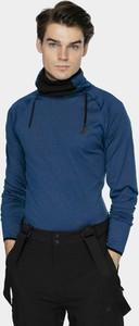 Granatowa bluza 4f