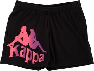 Czarne spodenki dziecięce Kappa