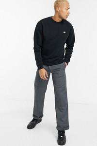 Czarna bluza Dickies z dżerseju
