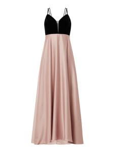 Sukienka Jake*s Cocktail maxi na ramiączkach z dekoltem w kształcie litery v