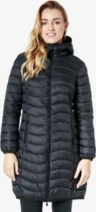 Granatowy płaszcz Feewear