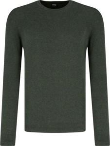 Czarny sweter BOSS Casual