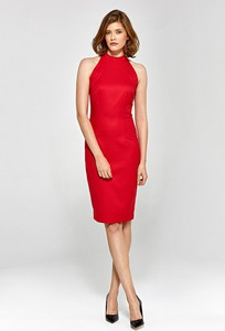 Sukienka Colett bez rękawów midi