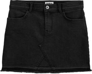 Czarna spódniczka dziewczęca OshKosh z jeansu