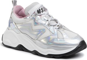 Sneakersy MSGM sznurowane