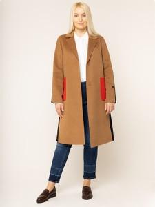 Brązowy płaszcz Persona by Marina Rinaldi