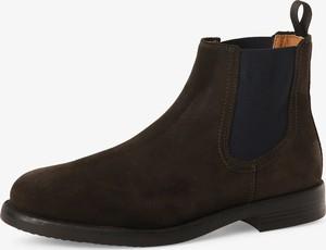 Zielone buty zimowe Pantofola d`Oro