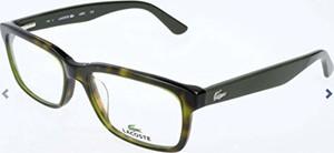 amazon.de Lacoste L2672 męska oprawa okularów brązowa 54