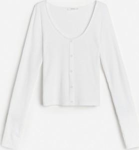 Bluzka Reserved z dzianiny