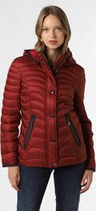 Czerwona kurtka Gil Bret z kapturem w stylu casual