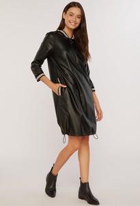 Czarna sukienka Monnari mini