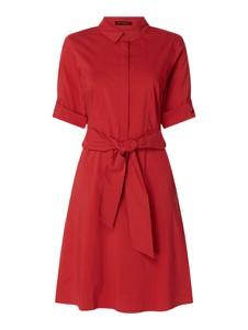 Sukienka Betty Barclay midi koszulowa z kołnierzykiem
