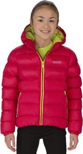 Czerwona kurtka dziecięca Regatta