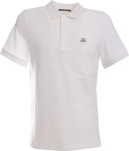 T-shirt C.P. Company z bawełny