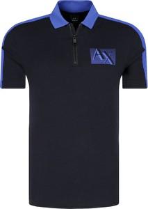 Koszulka polo Armani Jeans w stylu casual