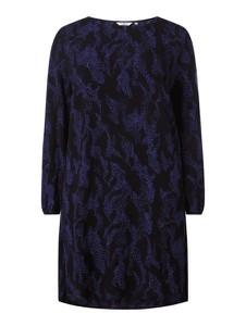 Sukienka Tom Tailor z długim rękawem w stylu casual