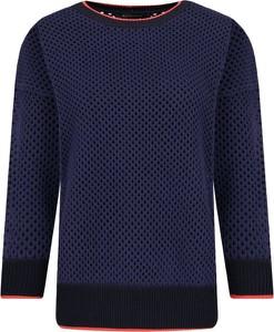 Sweter Armani Jeans w stylu casual