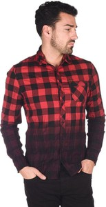 Czerwona koszula Guess