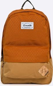 Pomarańczowy plecak męski Dakine
