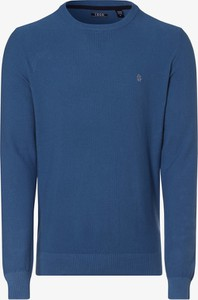 Niebieski sweter Izod
