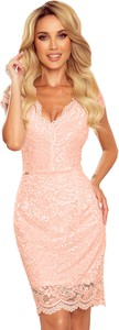 Sukienka Ptakmoda.com mini z dekoltem w kształcie litery v