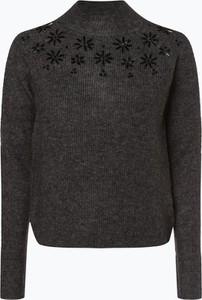 Brązowy sweter Review w stylu casual