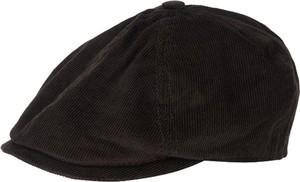Czarna czapka Barbour