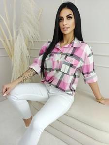 Koszula Versada w stylu casual