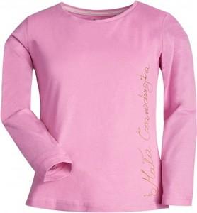 Różowa bluzka dziecięca Endo