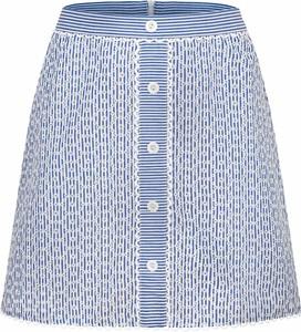 Niebieska spódnica Manifiq&Co.